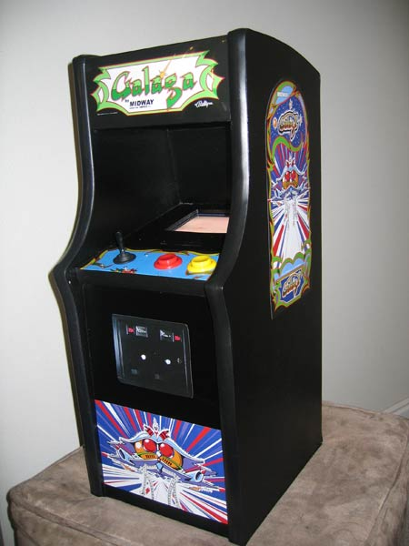 galaga arcade game - photo #17